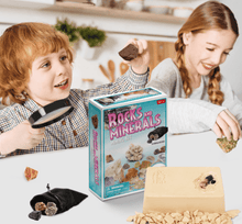 Load image into Gallery viewer, Digging up fossils toy DIY Rocks 04