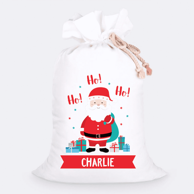 Custom Jumbo Santa Sacks With Name 07