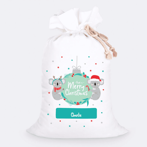 Custom Jumbo Santa Sacks With Name 08