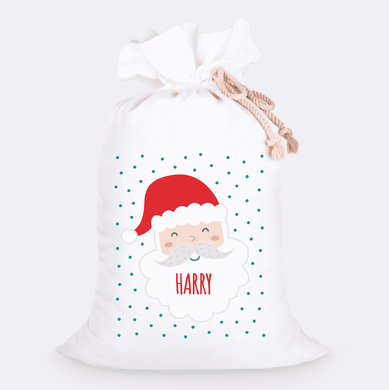 Custom Jumbo Santa Sacks With Name 09