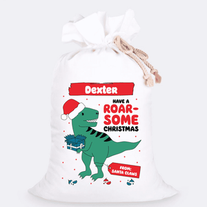 Custom Jumbo Santa Sacks With Name 14