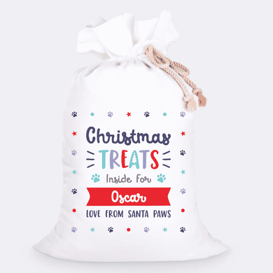 Custom Jumbo Santa Sacks With Name 19