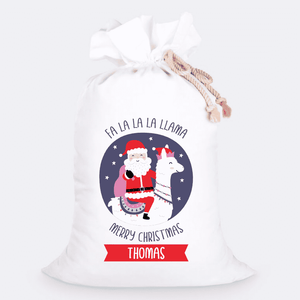 Custom Jumbo Santa Sacks With Name 20