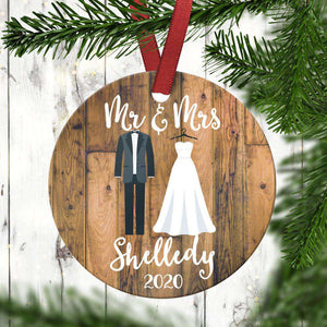 Personalized 2020 Christmas Ornament 21