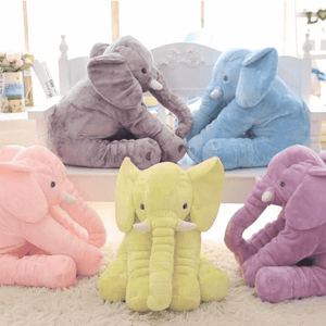 COMFY ELEPHANT PILLOW