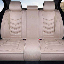 Load image into Gallery viewer, Universal Car Seat Cover Leather & Fabric 05