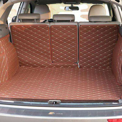 Custom Luxury Trunk Mat 04