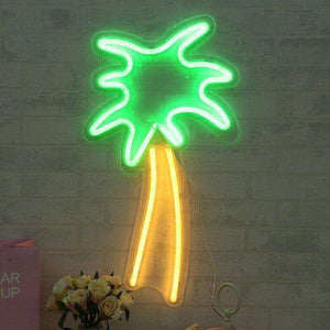 Neon Sign - Summer Vibes 01