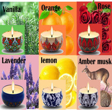 Load image into Gallery viewer, Soy Wax 6-Pack Candles