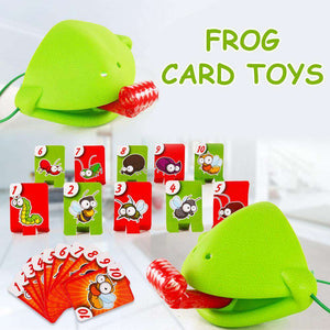 Parent-child Board Game  Snakes Chameleon lizards stick out their tongues