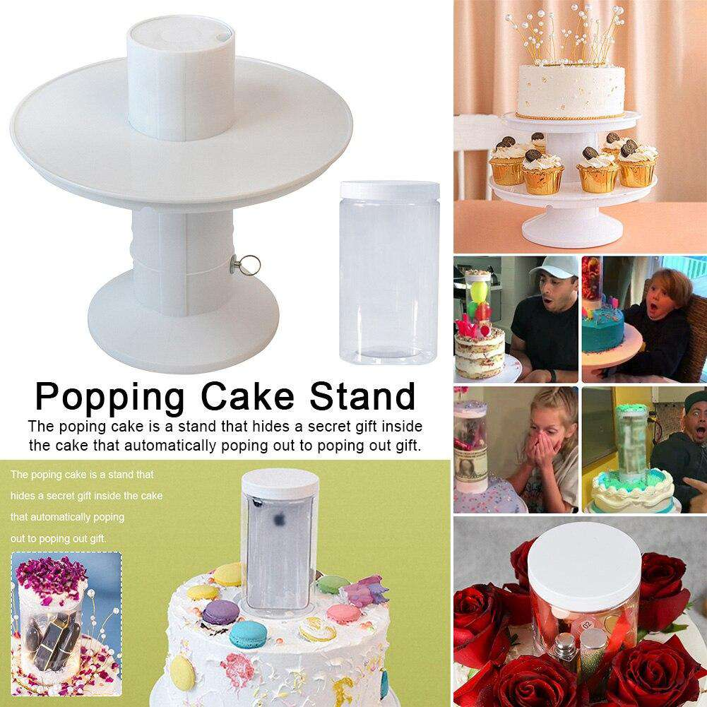 Cake Spray Table
