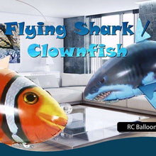 Load image into Gallery viewer, Remote Control Shark Toys Air Swimming