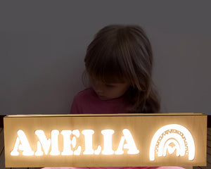 Personalized Light with Name