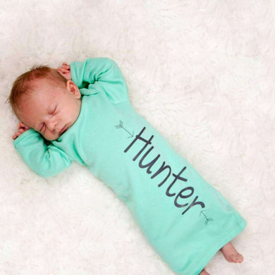 Personalized Baby Clothes V-17