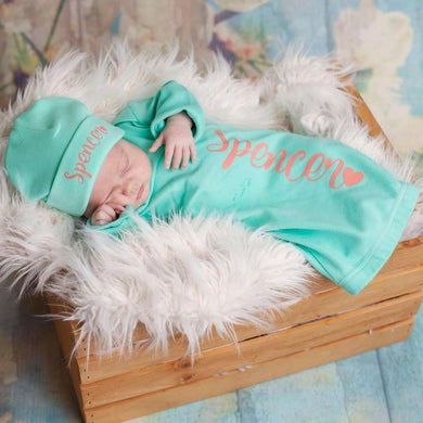 Personalized Baby Clothes V-02