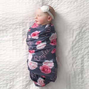 Baby Swaddle Fleece Blanket VI 08