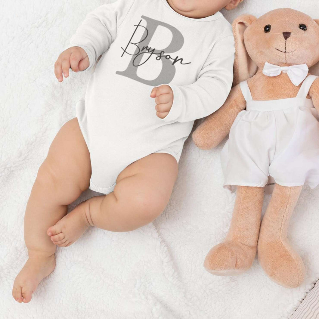 Personalized Baby Clothes VII-01