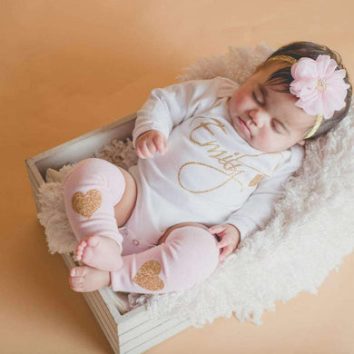 Personalized Baby Clothes V-15