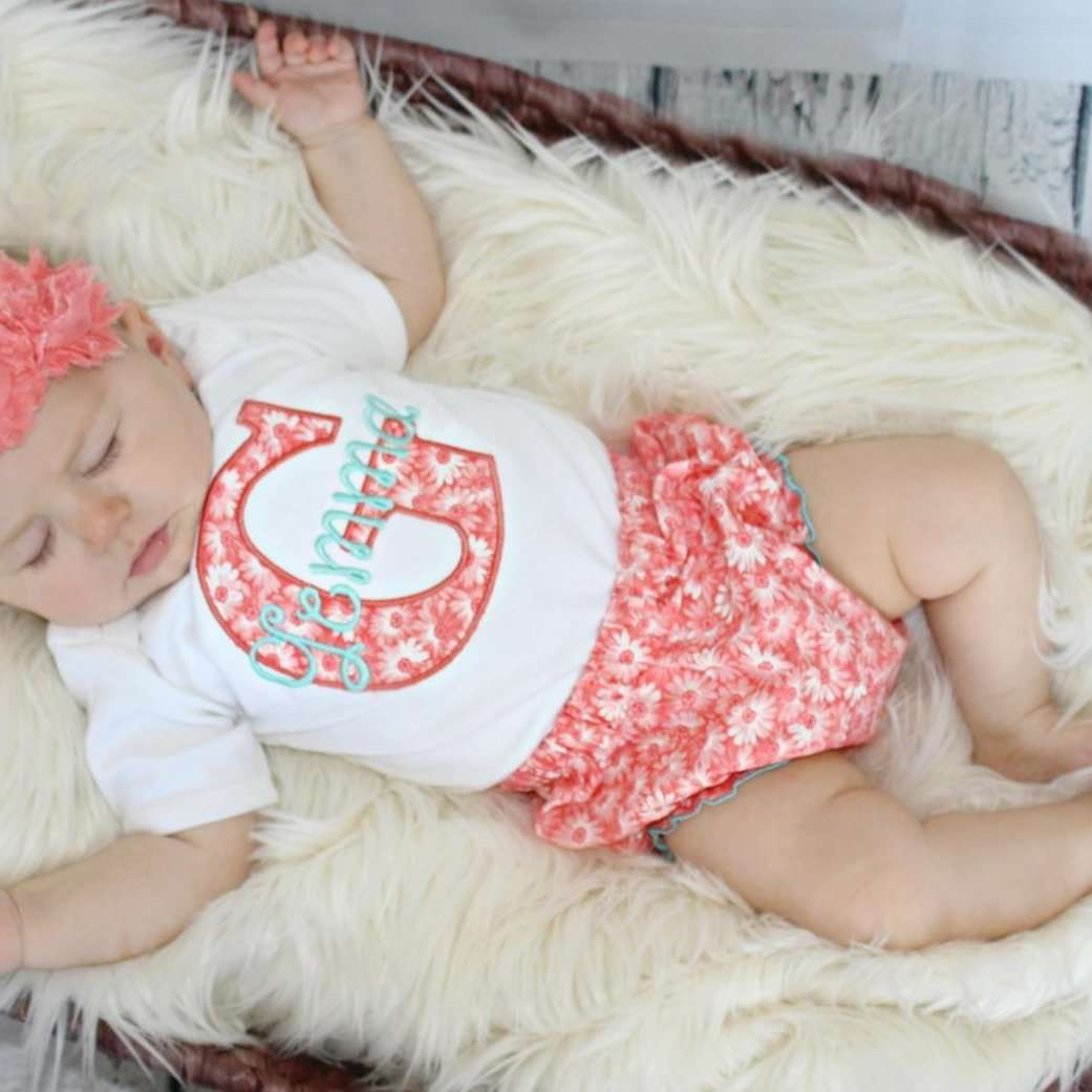 Personalized Baby Clothes VI-09