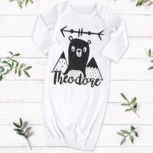 Personalized Baby Clothes V-05