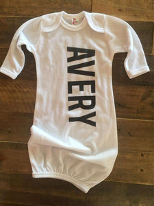Personalized Baby Clothes V-04