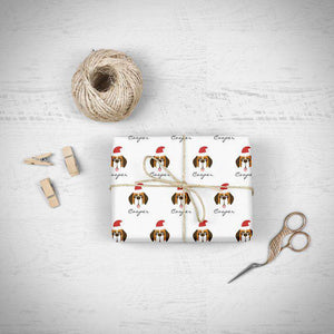 Gift Wrapping Paper 3 Rolls Stink I16