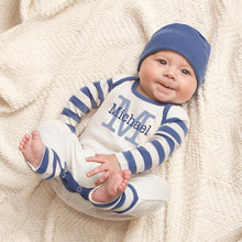 Load image into Gallery viewer, Personalized Baby Boy Clothes III-07