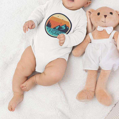 Personalized Baby Clothes VII-23