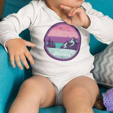 Personalized Baby Clothes VII-21