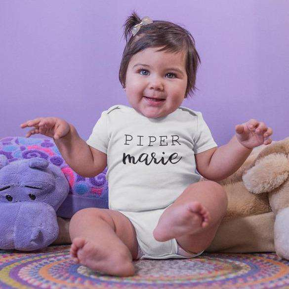 Personalized Baby Clothes VII-15