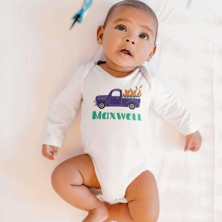 Personalized Baby Clothes VII-24