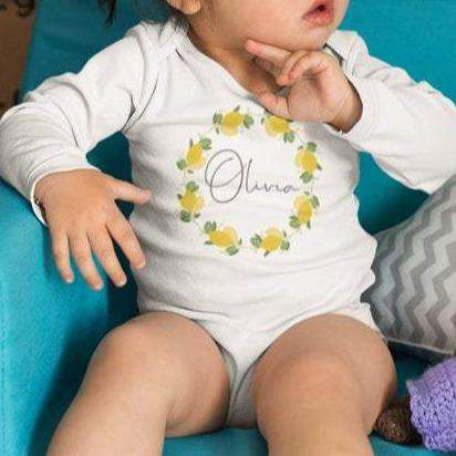 Personalized Baby Clothes VII-19