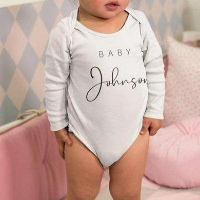Personalized Baby Clothes VII-08