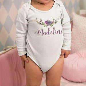 Personalized Baby Clothes VII-27
