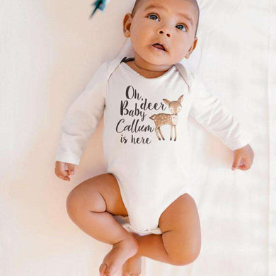 Personalized Baby Clothes VII-20