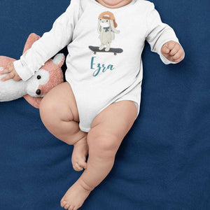 Personalized Baby Clothes VII-22