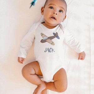 Personalized Baby Clothes VII-17