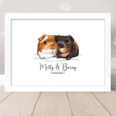 Wedding Names Custom Canvas 01