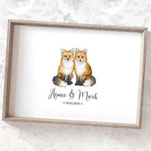 Load image into Gallery viewer, Wedding Names Custom Canvas 17