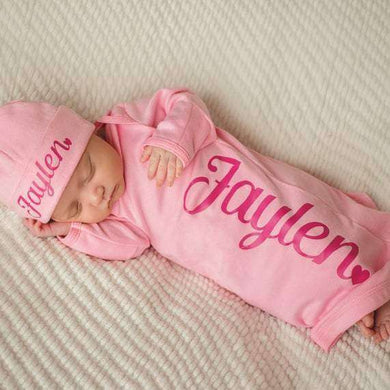 Personalized Baby Clothes V-01