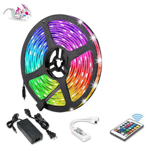 Smart RGB LED Strip Lights 02