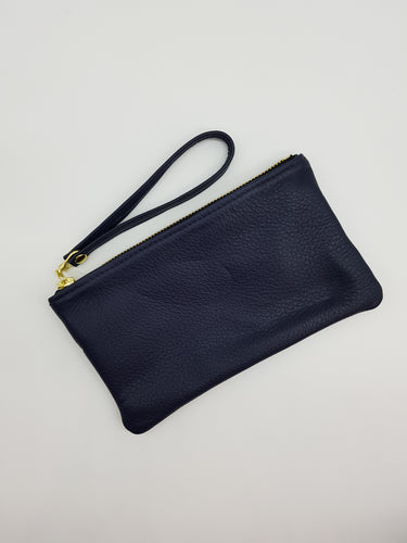 Clutch leather handbags, Crossbody leather handbags