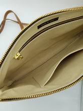 LE JOUR Crossbody Bag Tan Large