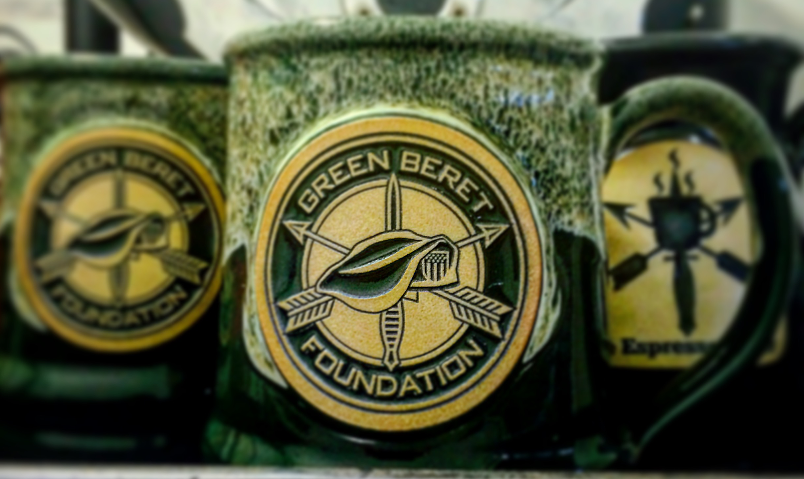 Green Beret Foundation Products