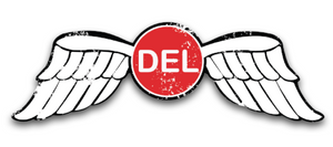 DEL Jedburgh Wings Sticker