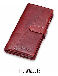 Women's RFID Blocking Wallets