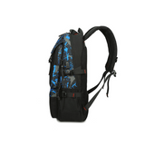 Backpack USB Charging<br> Oxford Backpack  - strapsandbrass.com