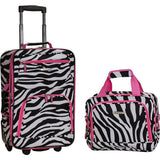 famous luggage riot 2 piece carry on luggage set 29 colors Luggage  - strapsandbrass.com