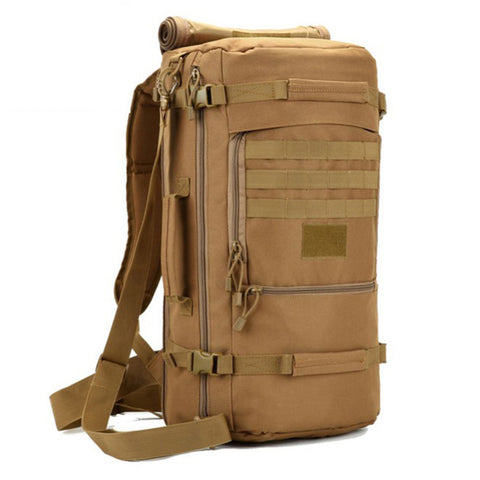 Backpack Military or Tactical <br> Nylon Backpack  - strapsandbrass.com