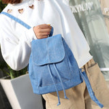 <bold>Fashion Backpack<br>Canvas Fashion Backpack  - strapsandbrass.com